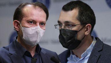 Cum s-a terminat cariera lui Voiculescu la Ministerul Sănătăţii. Florin Cîţu a prezentat cronologia evenimentelor: Fusesem de acord cu Orban că prezintă o vulnerabilitate!