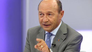 EXCLUSIV Traian Băsescu, despre scandalul din coaliţia de guvernare: Este o hârjoană generată de USR. De ce nu se ceartă cu preşedintele?