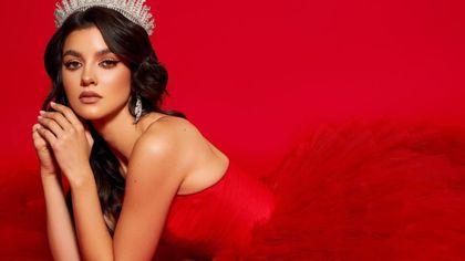 Iubita unui fotbalist de la FCSB a fost desemnată Miss Universe România