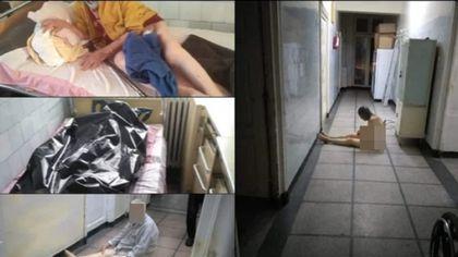 O româncă din Belgia şi-a văzut tatăl în imaginile surprinse la Spitalul din Reşiţa: N-am putut să stau pe picioare