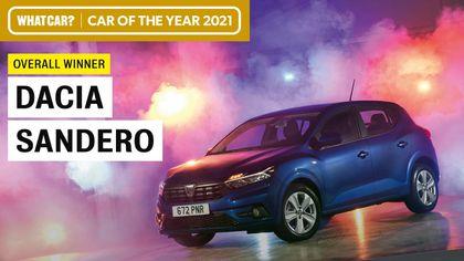 """Dacia Sandero a fost aleasă Maşina Anului 2021 în Marea Britanie, de revista What Car. """"E mai bună decât majoritatea rivalilor săi cu preţuri mai mari"""""""