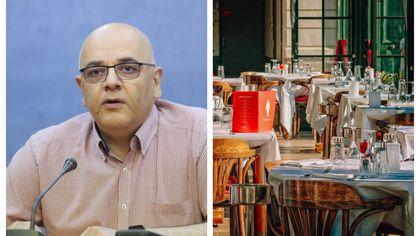 Scenariu roşu în Bucureşti. Raed Arafat explică de ce se închid restaurantele