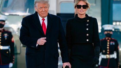 Donald Trump şi soţia lui s-au vaccinat pe ascuns împotriva coronavirusului. Ei au primit dozele pe când se aflau la Casa Albă