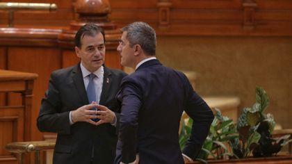 SURSE: USR-PLUS susține varianta ca Ludovic Orban să redevină premier