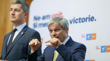 """Dacian Cioloş: """"Este absolut inacceptabil. Vom anunţa decizia în următoarele ore"""""""