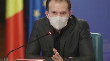 Premierul Cîţu a solicitat explicații de la STS, după acuzațiile lui Vlad Voiculescu – SURSE