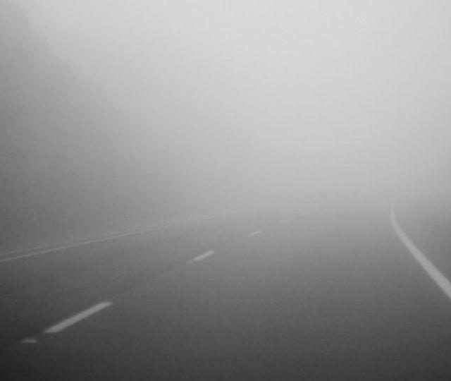 COD GALBEN de ceaţă şi chiciură. Zonele vizate