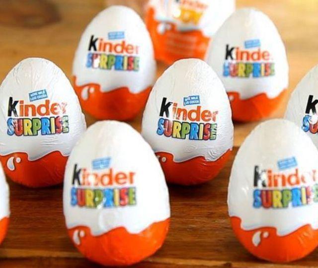 Motivul incredibil pentru care oul kinder este interzis în Statele Unite ale Americii