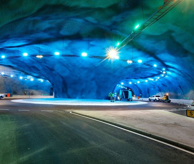 Primul sens giratoriu de sub Oceanul Atlantic va fi inaugurat în Insulele Feroe. Cum arată şi când va fi dat în folosinţă VIDEO