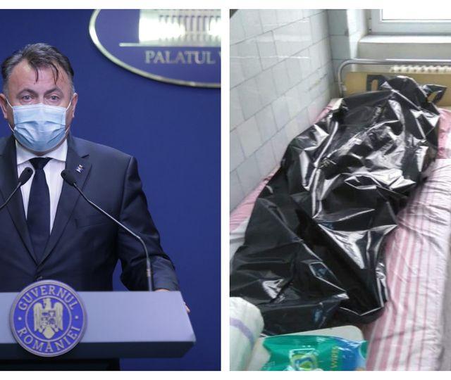 Nelu Tătaru, după imaginile şocante de la spitalul Reşiţa: Bolnavii nu aveau nicio afecţiune psihică. Am trimis Corpul de Control