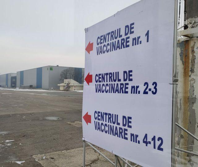 Românii, tot mai dornici să se vaccineze. În 31 de județe nu mai sunt locuri libere