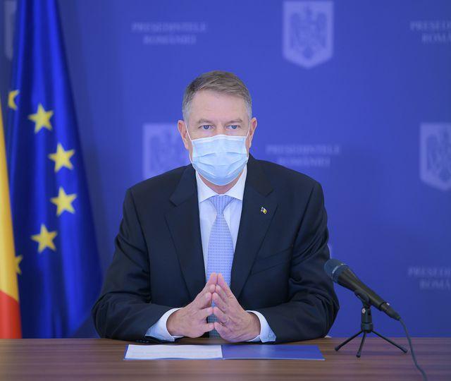 Klaus Iohannis, şedinţă la Cotroceni cu reprezentanţi ai UDMR din Guvernul Cîţu