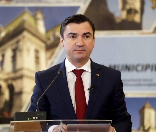 Mihai Chirica, trimis în judecată. Primarul Iașului este acuzat de abuz în serviciu. USR îi cere DEMISIA