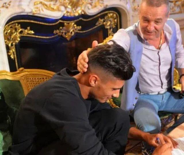 """Gigi Becali, după ce Florinel Coman a fost prins conducând cu viteză şi fără permis valabil: """"Se poate să-i dea puşcărie 1, 2, 3 ani, e adevărat. E grav, dar nu chiar atât de rău"""""""