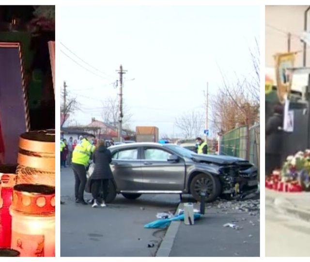 Răsturnare de situaţie în cazul accidentului din cartierul Andronache. Şoferiţa a recunoscut că a băut ROM