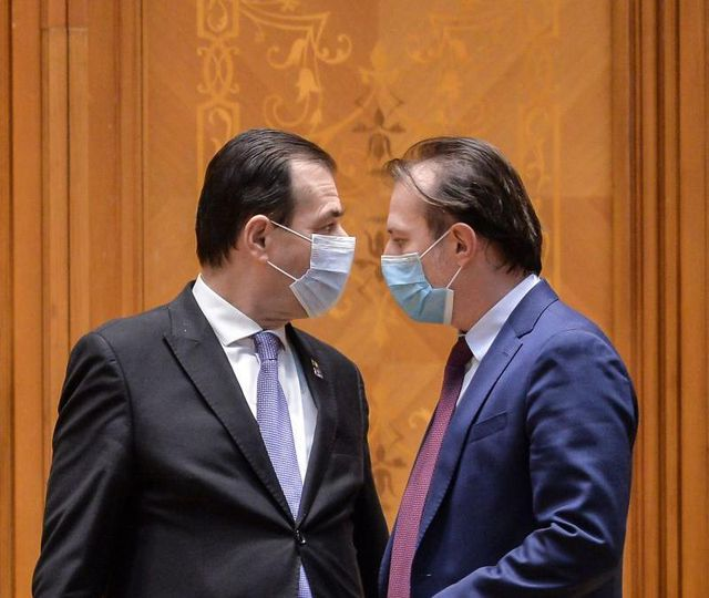 """PSD: """"Orban îl umileşte în continuare pe Cîţu. Arată lipsa de putere politică a premierului. A primat şantajul pe care Dacian Cioloş şi cei din PLUS îl fac asupra coaliţiei"""""""