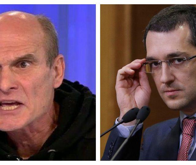 CTP îl desfiinţează pe Vlad Voiculescu: Am spus că e un politician prost cu intenţii bune. Retrag ambele calificări. Văd doar eforturi de a face mult rău împrejur!
