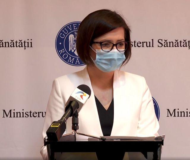 """Ioana Mihăilă, primele explicaţii despre numărul de paturi ATI pentru bolnavii de COVID. """"Problema este legată de personal. Durează 11 ani să pregătim un medic"""""""
