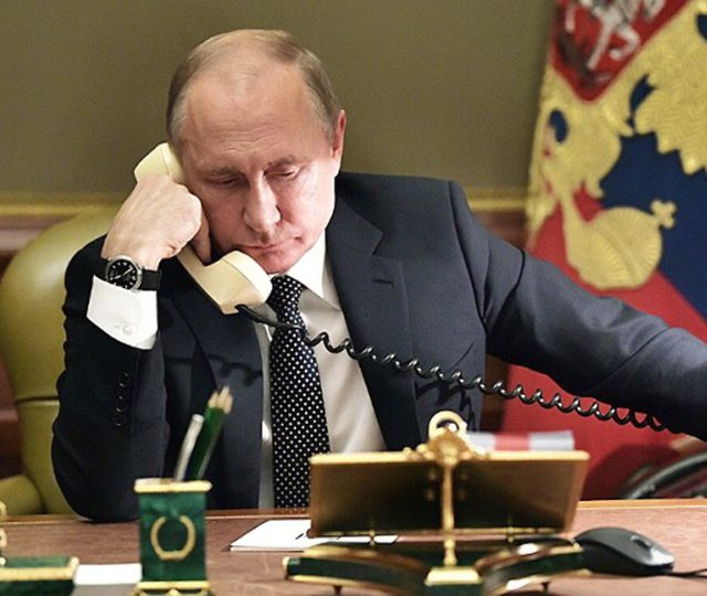 """Vladimir Putin, avertisment ferm către Occident: """"Nu treceţi linia roşie!"""""""